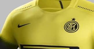 Image de l'article Nike dévoile les maillots 2015-2016 de l'Inter Milan