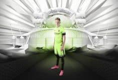 Image de l'article Nike dévoile les maillots 2015-2016 de Manchester City