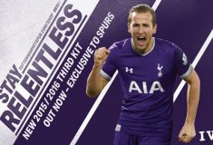 Image de l'article Les maillots 2015-2016 de Tottenham par Under Armour