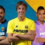 Les maillots 2015-2016 de Villarreal par Xtep