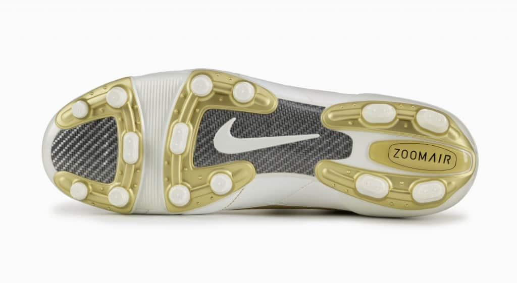 """Nike Tiempo Legend """"Touch of Gold"""" édition 2005"""