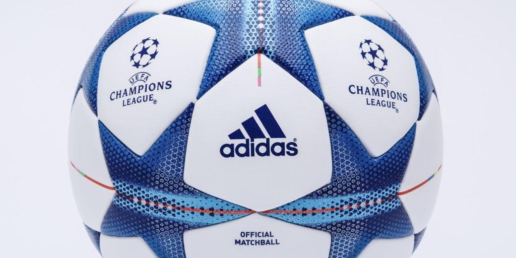 adidas pr sente le ballon officiel de la ligue des champions 2015 2016. Black Bedroom Furniture Sets. Home Design Ideas