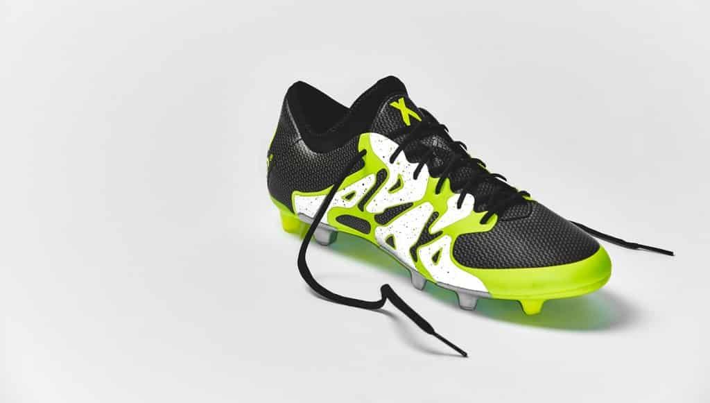 chaussure-football-adidas-X15-noir-jaune-argent-5
