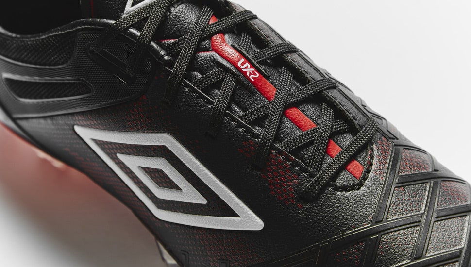 chaussure-football-umbro-ux-2-rouge-noir-3