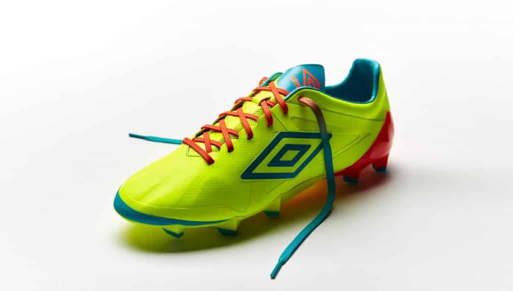 chaussure-football-umbro-velocita-jaune-bleu-3