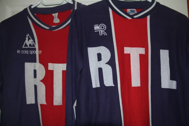 Maillot Paris Saint-Germain 1973-1974
