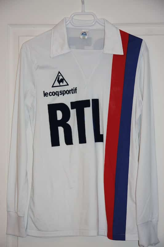 Maillot Paris Saint-Germain 1982-1983