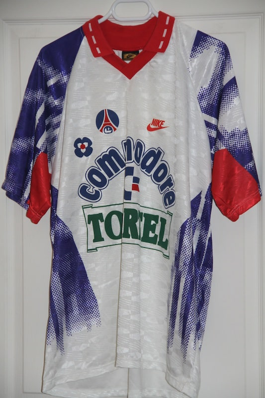 Maillot Paris Saint-Germain 1992-1993