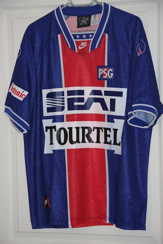 Maillot Paris Saint-Germain 1994-1995