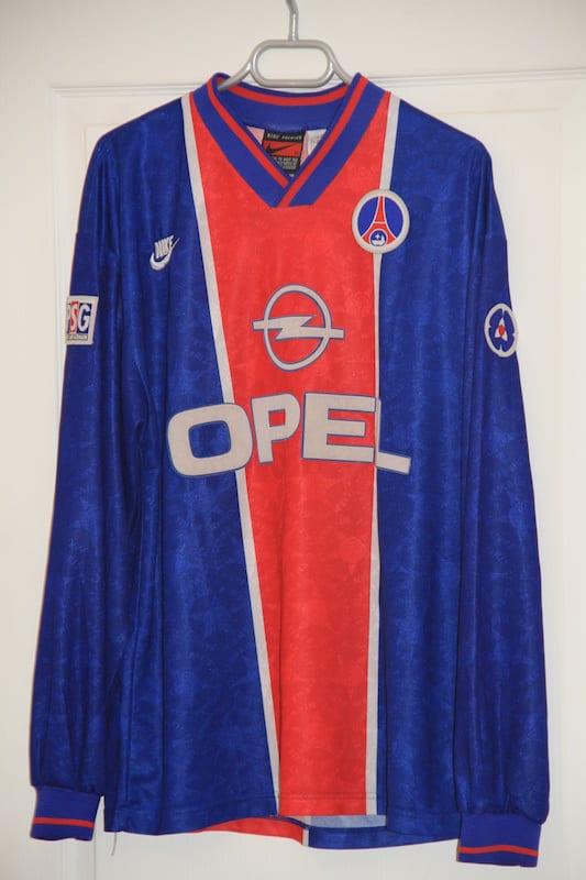 Maillot Paris Saint-Germain 1995-1996
