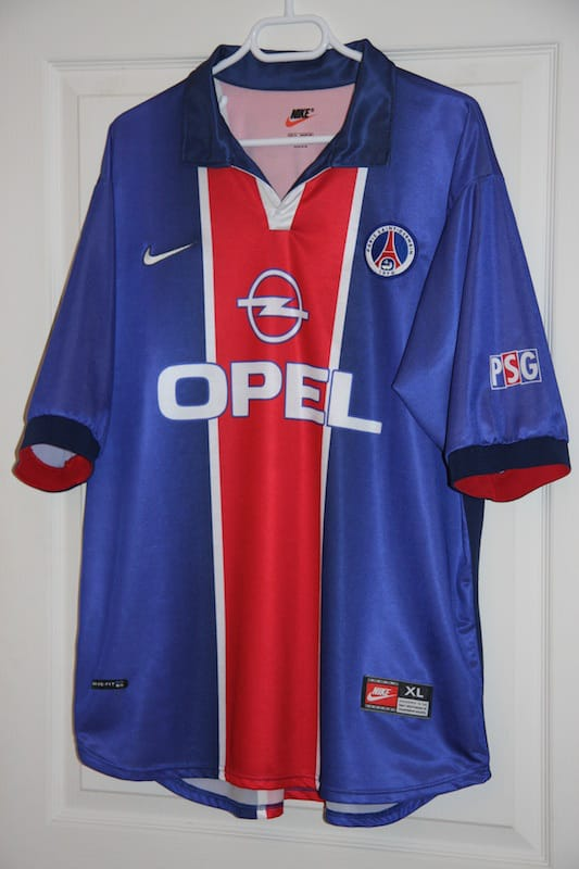 Maillot Paris Saint-Germain 1998-1999