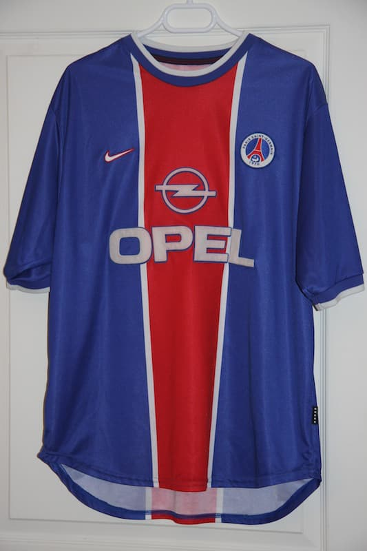 Maillot Paris Saint-Germain 1999-2000