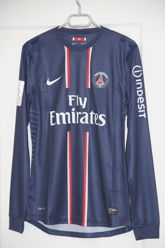 Maillot Paris Saint-Germain 2012-2013