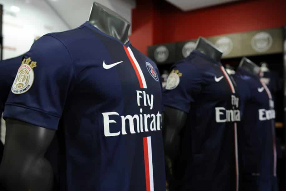 Maillot Paris Saint-Germain 2014-2015