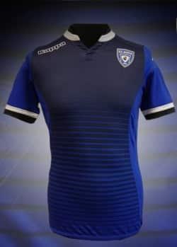 maillot Bastia 2015-2016