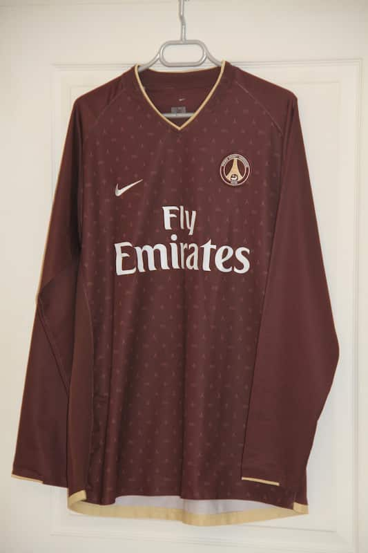 Maillot Paris Saint-Germain 2006-2007