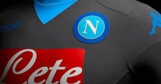 Image de l'article Kappa dévoile les maillots 2015-2016 du Napoli