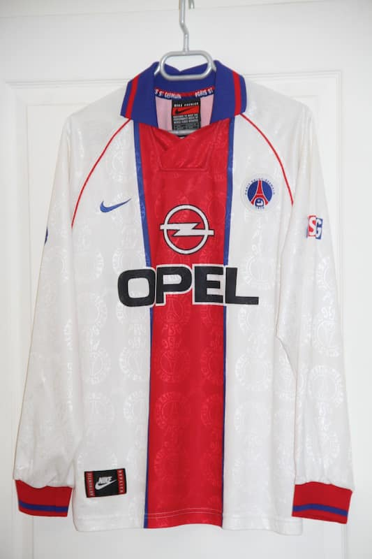 Maillot Paris Saint-Germain 1996-1997