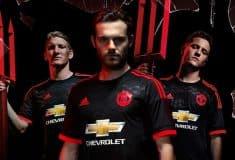 Image de l'article Les maillots 2015-2016 de Manchester United par adidas