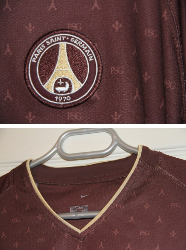 Maillot Paris Saint-Germain 2006-2007