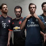 Les maillots Third «Spark In The Night» d'adidas