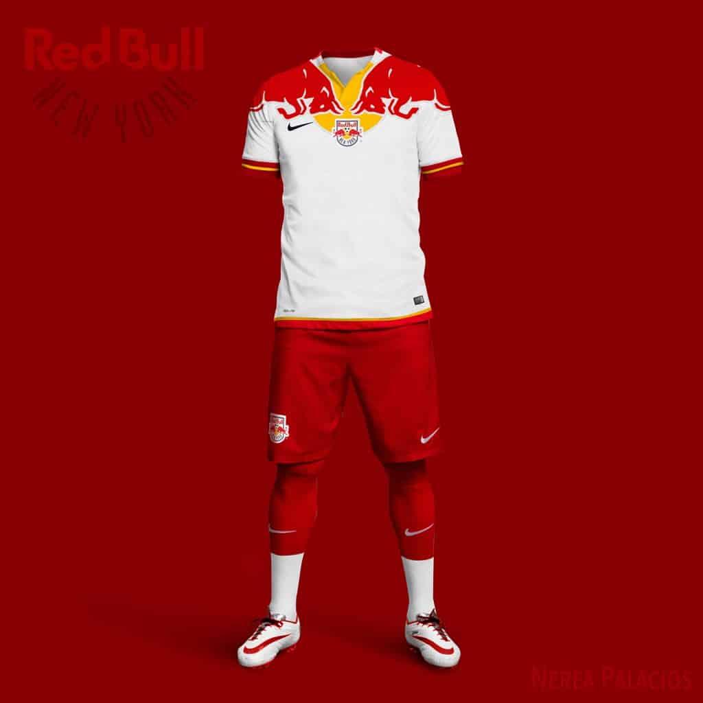 Si l'ensemble de la MLS est sous contrat avec adidas, la graphiste Nerea Palacios a imaginé à quoi ressemblerait les tenues si elles étaient signées Nike.
