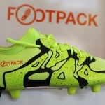 Shooting : adidas X15 x Footpack