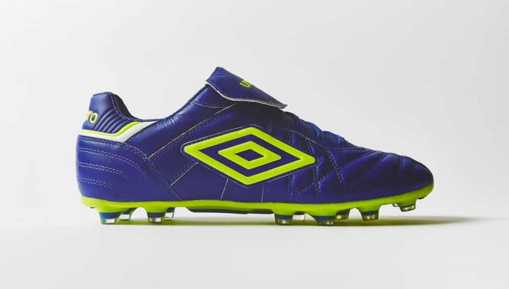 chaussure-football-umbor-speciali-eternal-bleu
