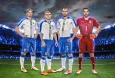 Image de l'article Puma présente le maillot extérieur de l'Italie pour l'Euro 2016