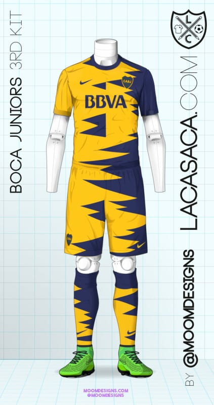 maillot-third-nike-boca-juniors