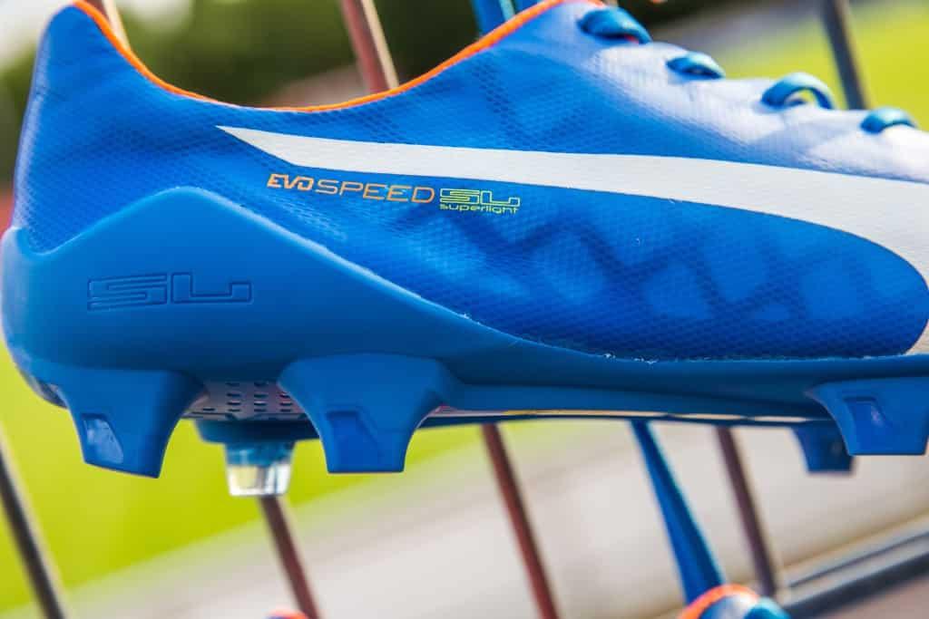 Puma evoSPEED SL Bleu Electrique