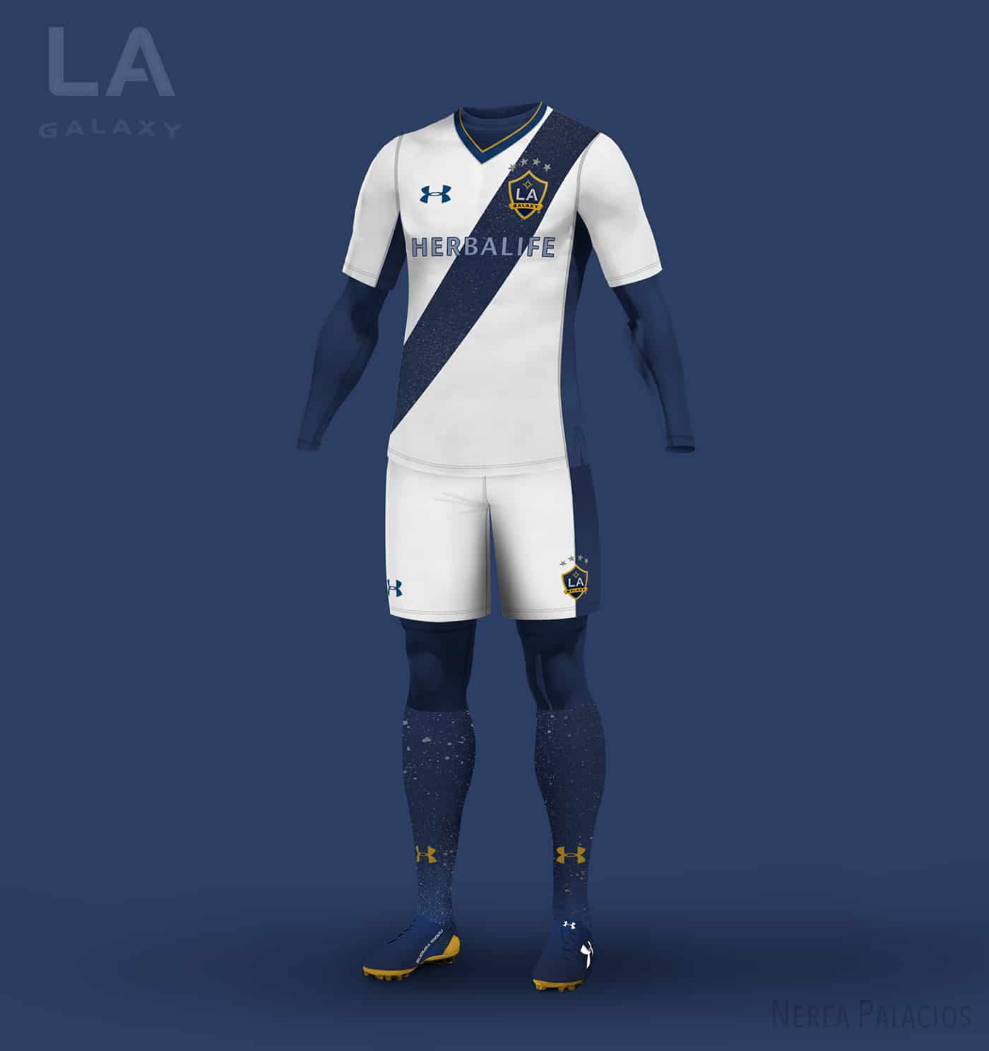 Si Under Armour équipait les équipes de Major League Soccer ...
