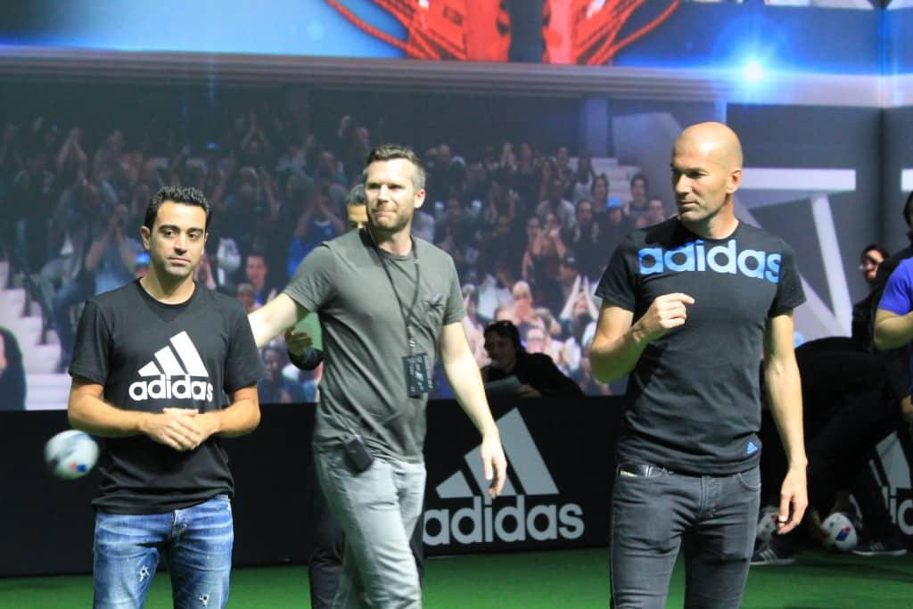 Xavi-Zidane