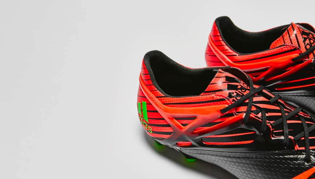 chaussure-football-adidas-messi15-noir-vert-rouge