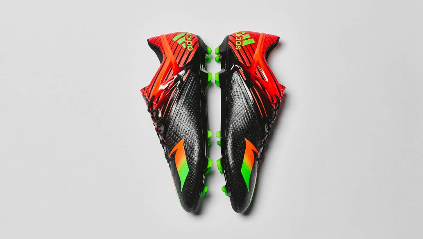 chaussure-football-adidas-messi15-noir-vert-rouge-4