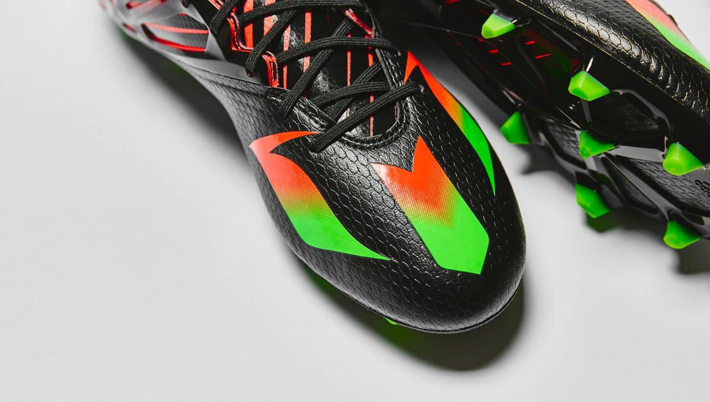 chaussure-football-adidas-messi15-noir-vert-rouge-5