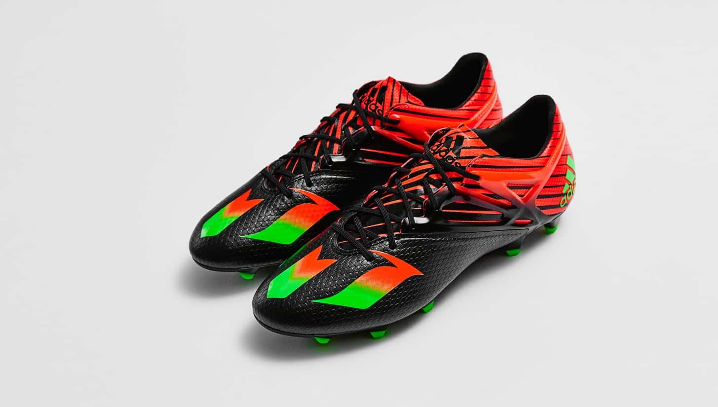 chaussure-football-adidas-messi15-noir-vert-rouge-7