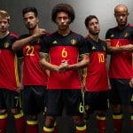 Les équipements de la Belgique (Groupe E)