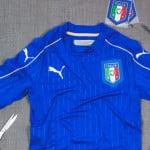 Les équipements de l'Italie (Groupe E)