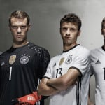Les crampons des 23 Allemands pour l'Euro 2016