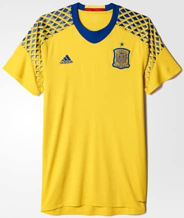 Championne d'Europe en titre, l'Espagne remet son titre en jeu lors de l'Euro 2016 avec de nouveaux maillots que son équipementier adidas vient de dévoiler