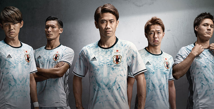 Alors que les maillots de l'Euro 2016 se dévoilent au fur et à mesure, le Japon vient également de présenter ses nouvelles tenues 2016, signées adidas.