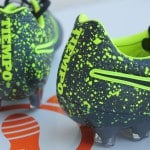Shooting : Nike Tiempo Legend V Electro Flare Pack