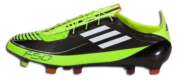 Adidas adiZero f50 Black_Green - Benzema