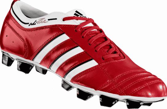 Adidas adiPure II Red - Benzema