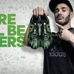 Les chaussures de … Karim Benzema