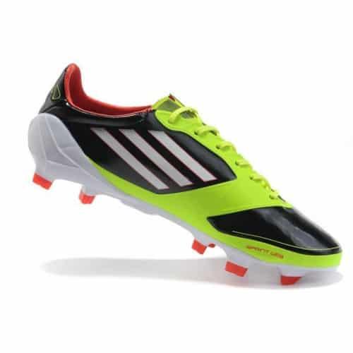 adidas f50 adiZero II miCoach Black_Slime - Benzema