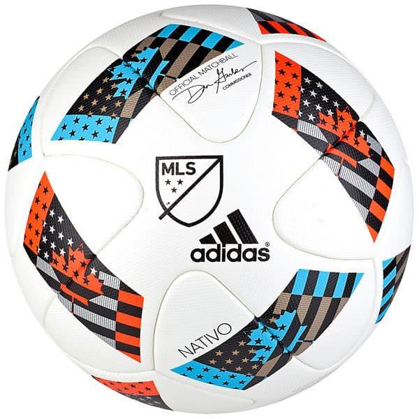 A quelques semaines du coup d'envoi de la nouvelle saison de Major League Soccer (MLS) adidas vient de présenter Nativo le ballon officiel de la compétition