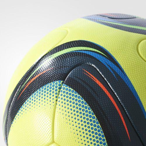 Comme chaque saison, adidas vient de dévoiler une nouvelle version du ballon officiel de la Ligue 1 qui sera utilisé lors de la phase retour de 2015-2016