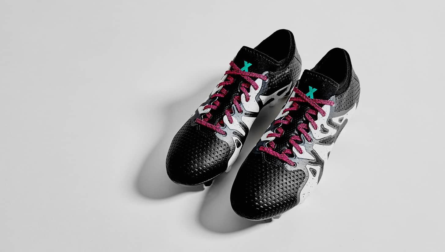 chaussure-adidas-football-X15-primeknit-noir-blanc-2